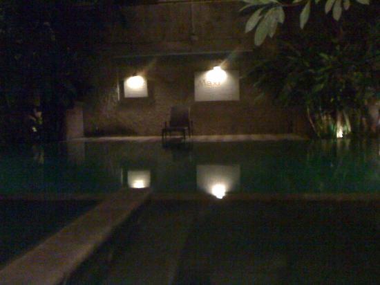 マキシ ホテル レストラン&スパ, pool02