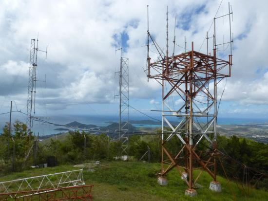 Boggy Peak : view from the top