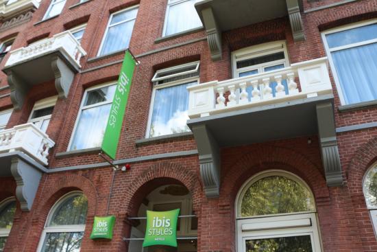 Ibis Styles Amsterdam City-billede