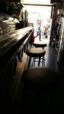 Frankfurt-Bar El Balcon
