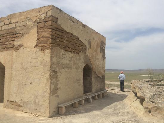 Taushyq, คาซัคสถาน: Shakpak Ata Underground Mosque