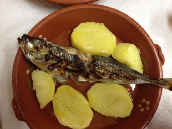 Restaurante Central: fish