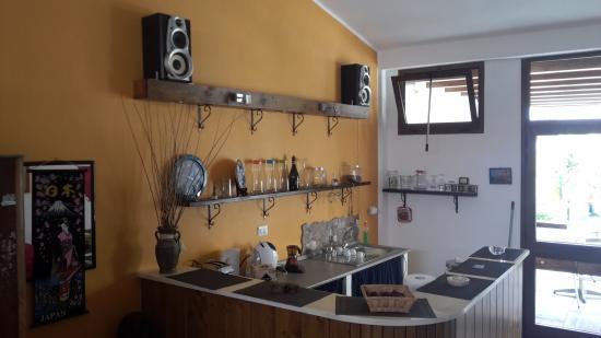 San Vito, İtalya: Bar