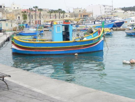 Marsaxlokk, Malta: Bay
