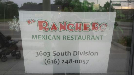 Ουαϊόμινγκ, Μίσιγκαν: Tacos El Ranchero