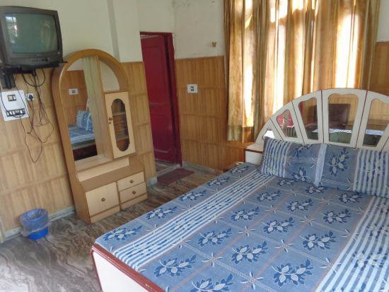 Kalka, India: DOUBLE DELUXE ROOM