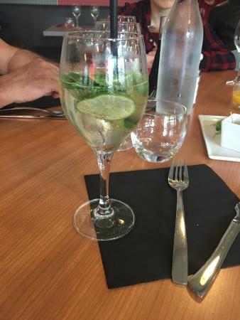 Saintes, Francia: Très bon repas sauf une petit bémol le car paction de bœuf n'était pas assaisonner