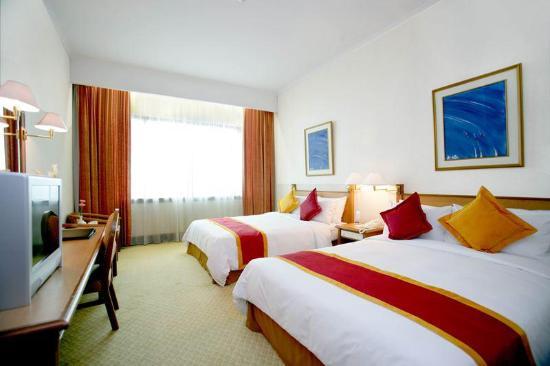 Hotel Menara Peninsula : Standard Twin