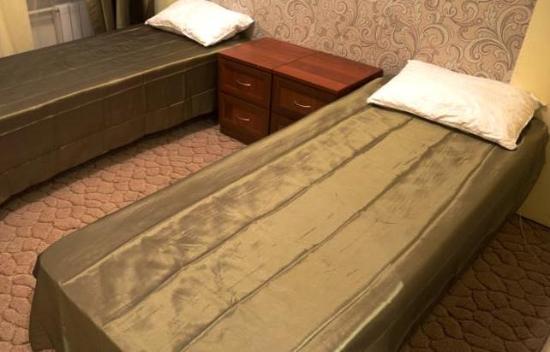 Park Avenue Hotel : двухместный номер