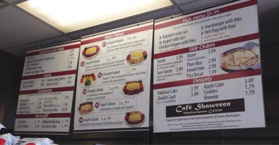 Cafe Shawreen