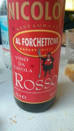 Ιταλική Ριβιέρα, Ιταλία: Osteria al Forchettone