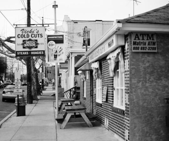 Eddystone, PA: storefront