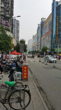 Hanzheng Street