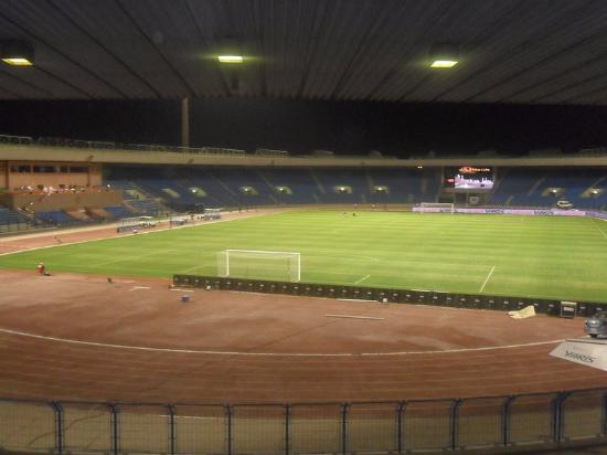 Prince Mohamed bin Fahd Stadium: Dammam stadium-prince mohd.bin fahad near to the railway station