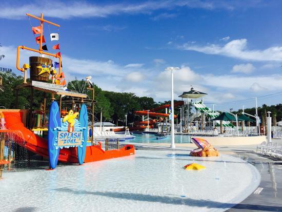 Ocean Lakes Family Campground New Swim Park