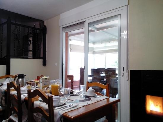 Casa Rural la Garita: desayuno