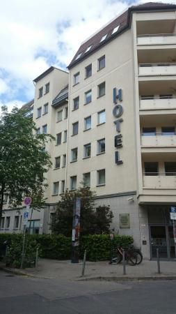 Hotel Dietrich Bonhoeffer Haus: Aussenansicht