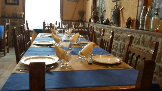 Silio, Spania: Restaurante Lausana