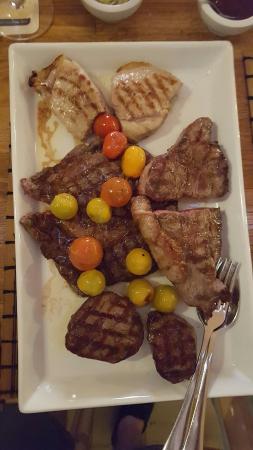 Bistro Steakhouse 800 Grad Celsius