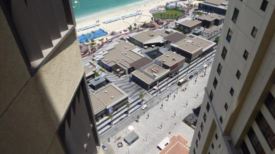 vue d'un balcon