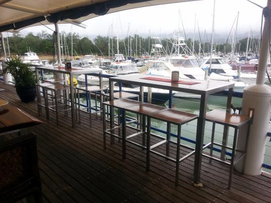 Yorkeys Knob, Austrália: Tables