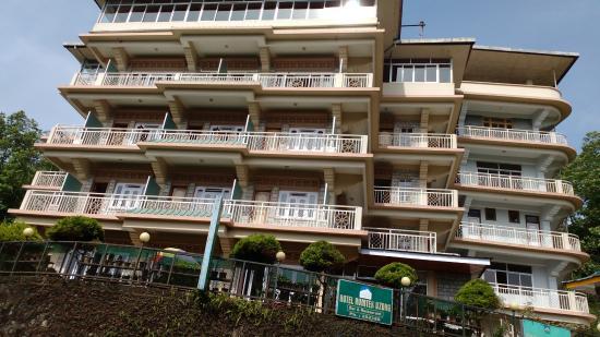Hotel Rumtek Dzong