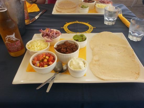 Yorkeys Knob, Austrália: Ready for Mexican