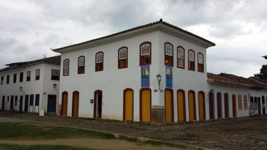 Centro Cultural Sesc Paraty