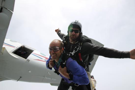 Mile-Hi-Skydiving: sweet!