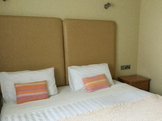 Park Lodge Hotel : Schlafzimmer
