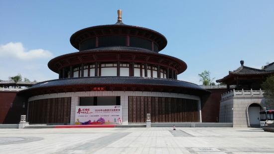 DaChong HongMu DiaoKe YiShuGuan