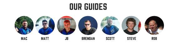 Meet our guides!
