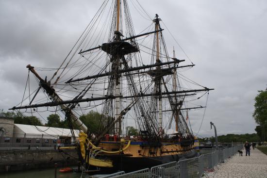 bateau rochefort
