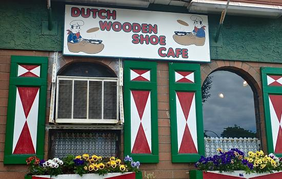 Dutch Wooden Shoe Cafe