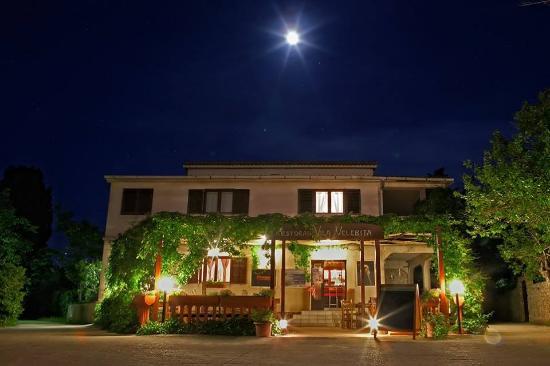 Restaurant Vila Velebita照片