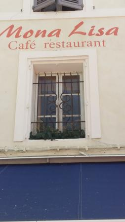 Apt, Fransa: la facade