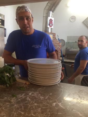 Buen Restaurant de Messina