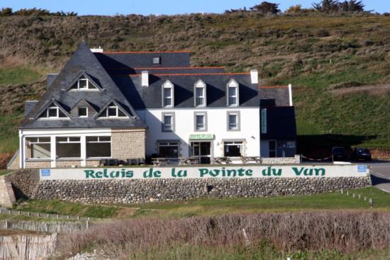 Hotel restaurant d 39 ar men ile de sein voir les tarifs for Chambre hote keryann