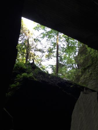 千葉県, 蛇   安兵衛井戸   東の肩   展望台    石の階段   石切場