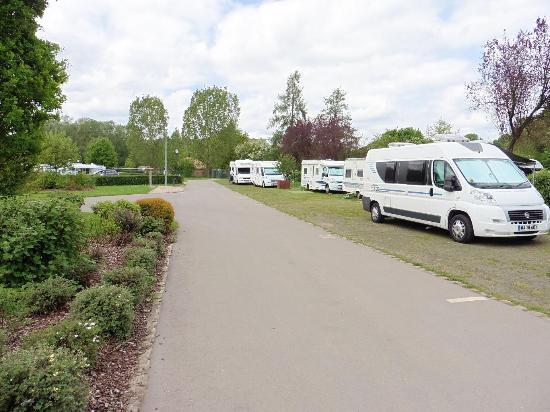 Camping Bon Accueil: Camp site