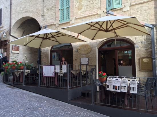 Oro Rosso Hotel: Entrata OroRosso Hotel