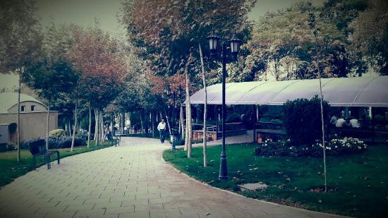 Iran zamin park Azimie_karaj_iran