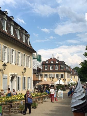 Wilhelmsbad: Ensemble
