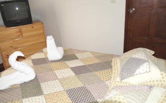 Inkawasi Backpacker Hostel: habitacion simple