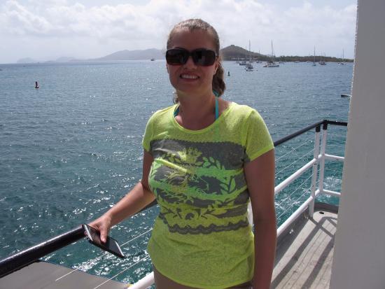 Virgin Islands Ferry - Red Hook: St Thomas to Cruz Bay ferry 7