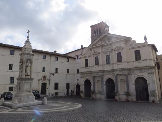 Guglia di Pio IX
