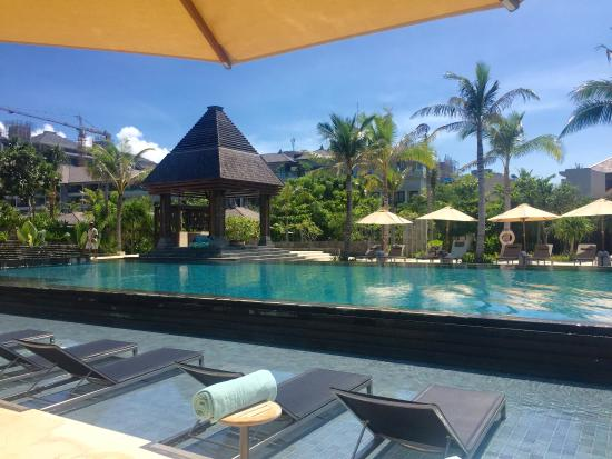 A lovely resort to have a relaxing time in Bali