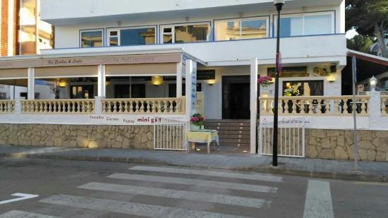 Restaurante Minigolf-Canyamel