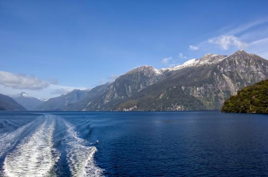 Manapouri, Nova Zelândia: Doubtful Sound
