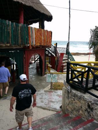Rasta Bar: Rastas Bar, Cozumel